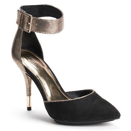 Jennifer Lopez Two-Piece High Heels - Women #Kohls - Jennifer Lopez Two-Piece High Heels - Women #Kohls JLO Shoes And