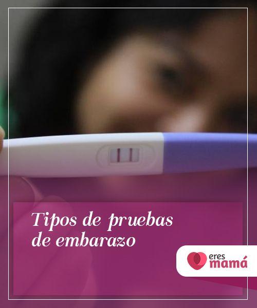 tipos de pruebas de embarazo en orina