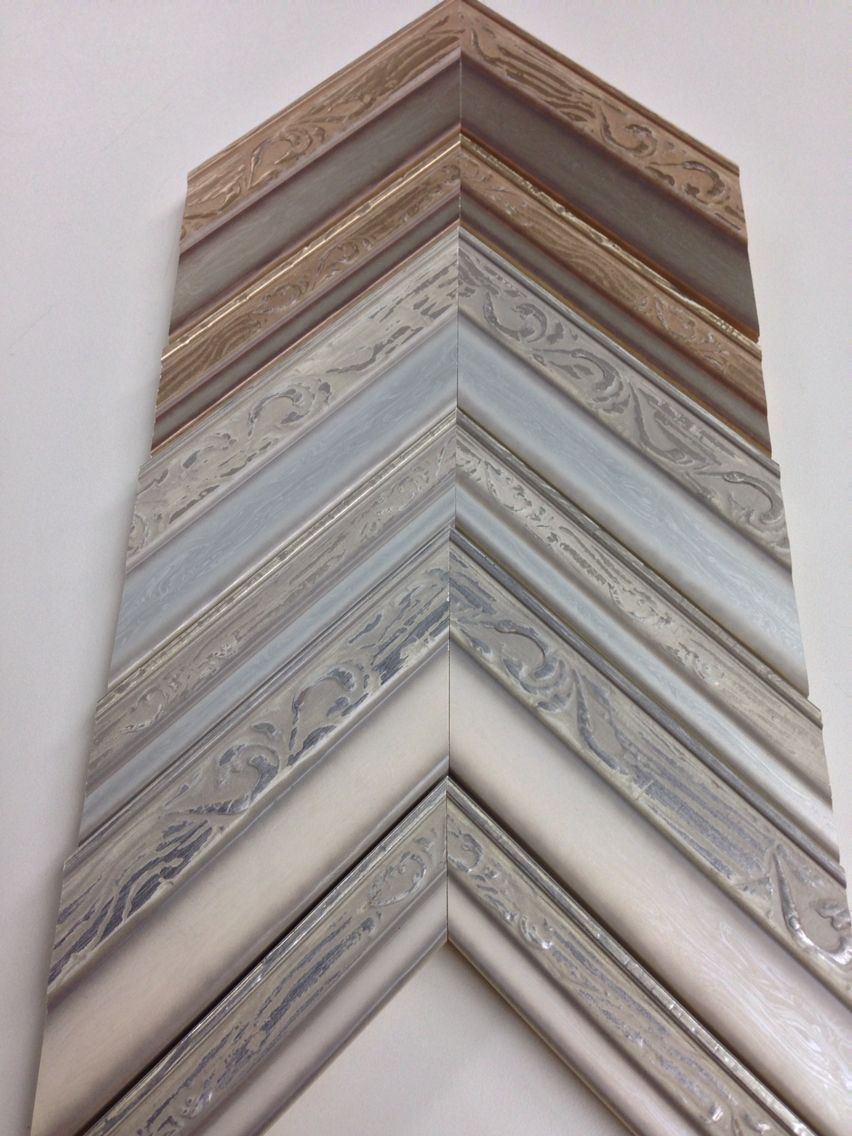 New samples from Omega Moulding! | Picture Frame Mouldings ...