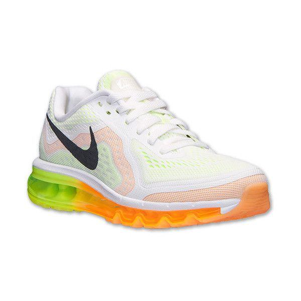 new concept 2c199 c75ab Women s Nike Air Max 2014 Running Shoes (190 BRL) ❤ liked on Polyvore  featuring shoes, athletic shoes, mesh athletic shoes, nike athletic shoes,  ...