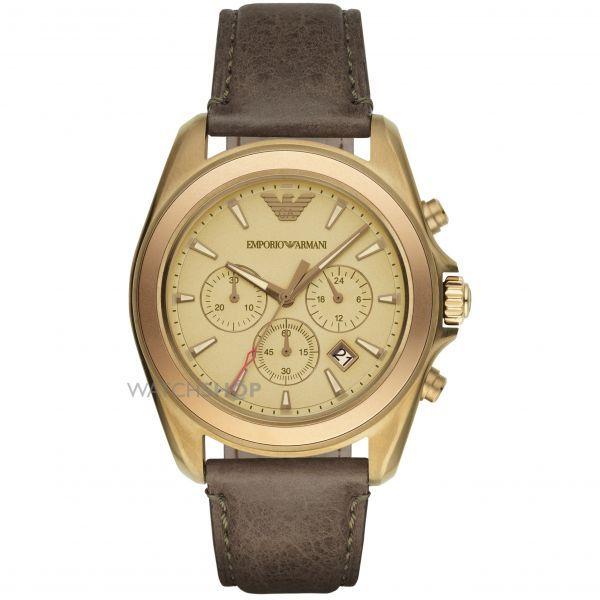 604df12d8 Mens Emporio Armani Chronograph Watch AR6071