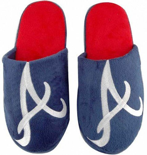 6d96f9ec0fd9a Atlanta Braves Slippers