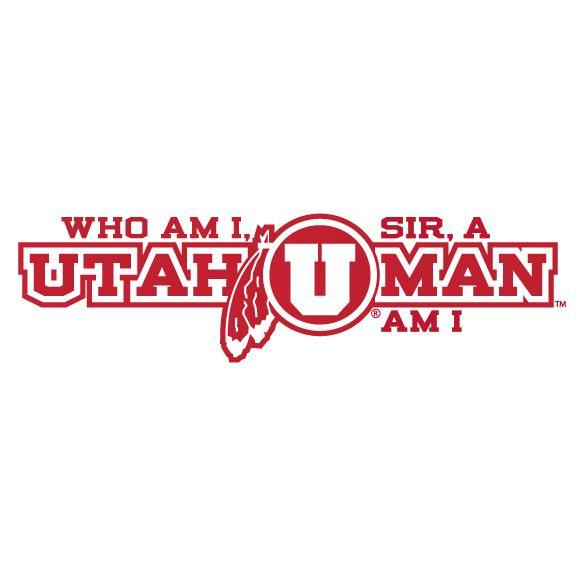 Vinyl Decal Utah Utah Utes University Of Utah