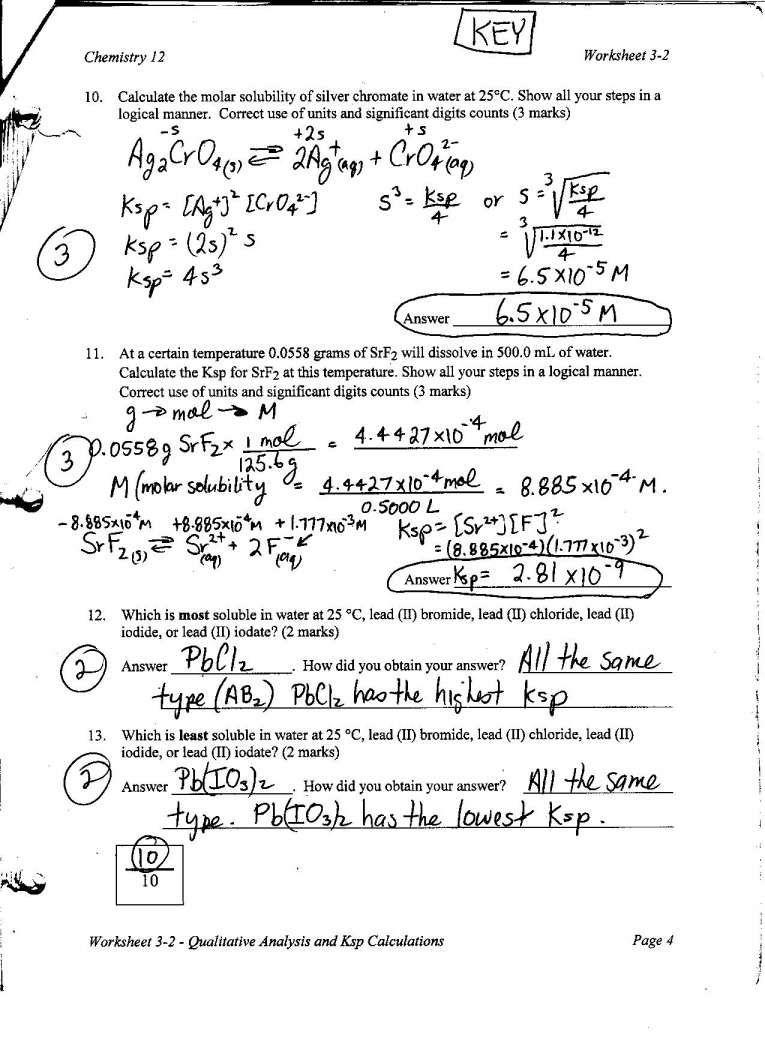 10 Colgur Chemistry The Math Work Worksheet 8b Math Work Math Worksheet Chemistry