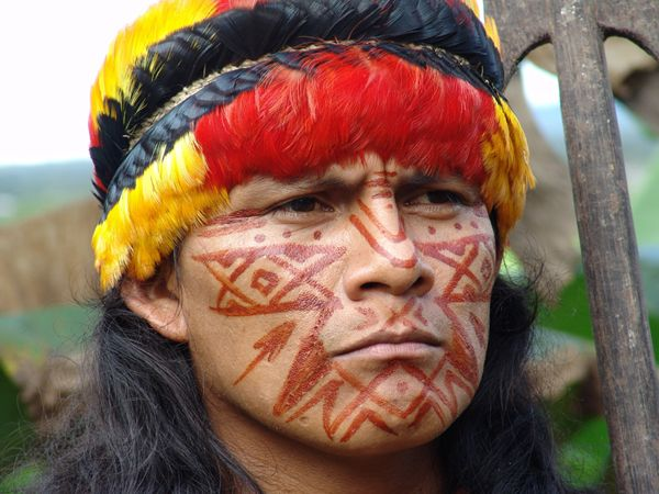 ecuador indigenous leader opposed to mining found dead days before un climate conference
