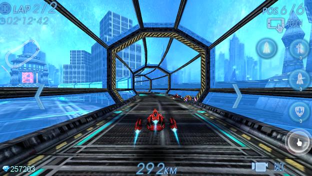 Free Download 3D Racing Games   space racing 3d space racing
