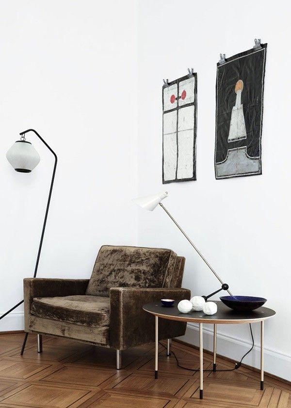 Demetrio Zanetti Wall Clips For Art Remodelista