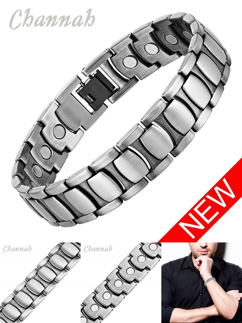 Visit to buy channah men health healing antique silver color