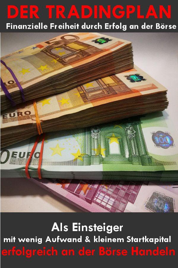 Geld An Der Börse Verdienen