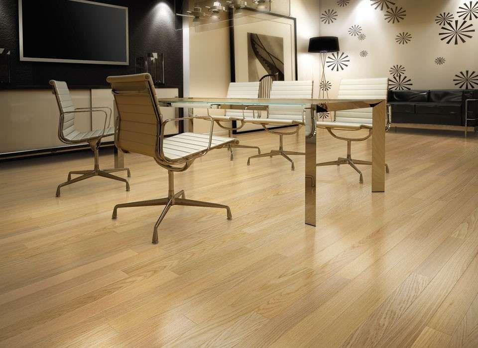 White Oak Wood Flooring Suelos De Roble Blanco Piso Flotante Pisos