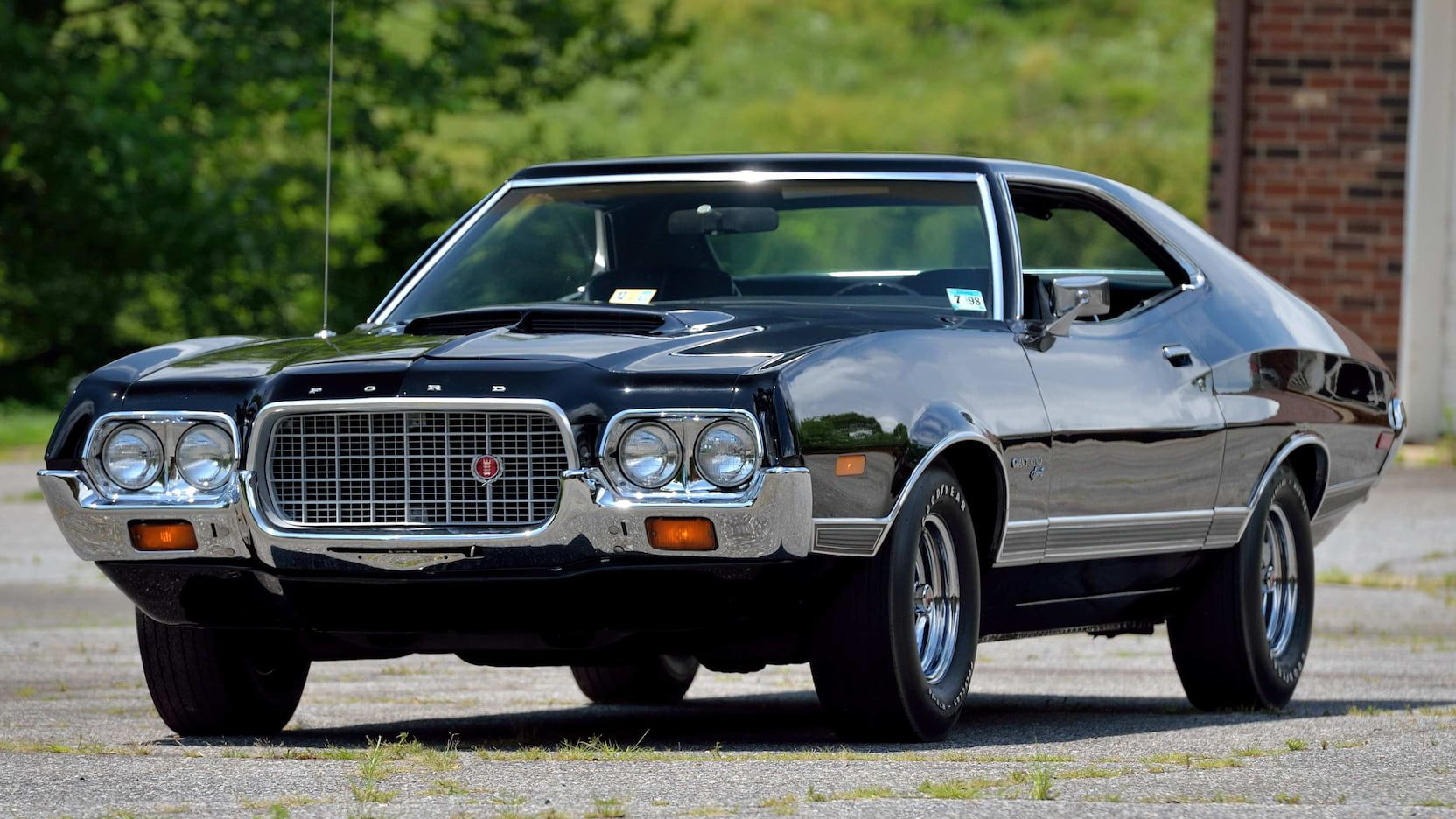 Gran Torino 1972 In 2020 Best Muscle Cars Ford Ford Torino
