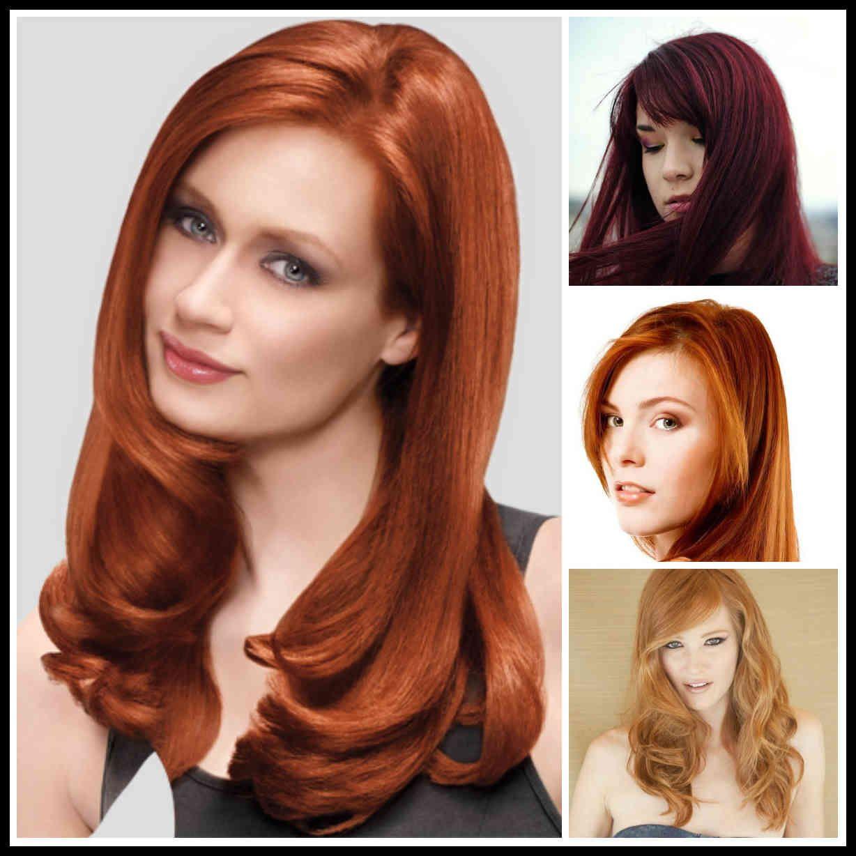 18++ Medium copper blonde hair color ideas