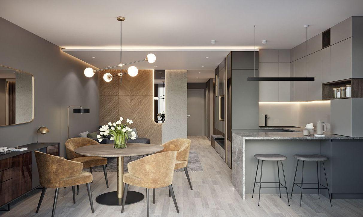 44 Beautiful Contemporary Living Room Designs For Small Apartment Decoracao Da Sala De Estar Lustres Cozinha Decoracao Da Sala
