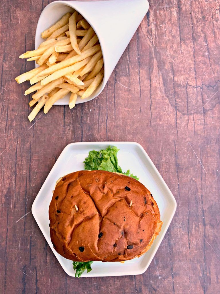 Quick and Easy Juicy Air Fryer Cheeseburgers is a beef