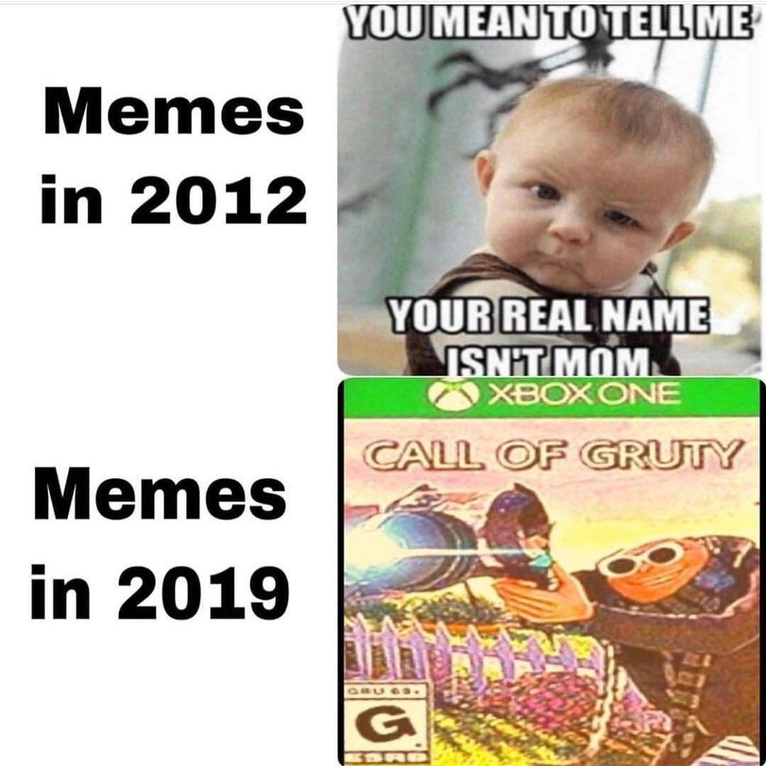 Memes Then Vs Memes Now Memes Pet Rocks Humor