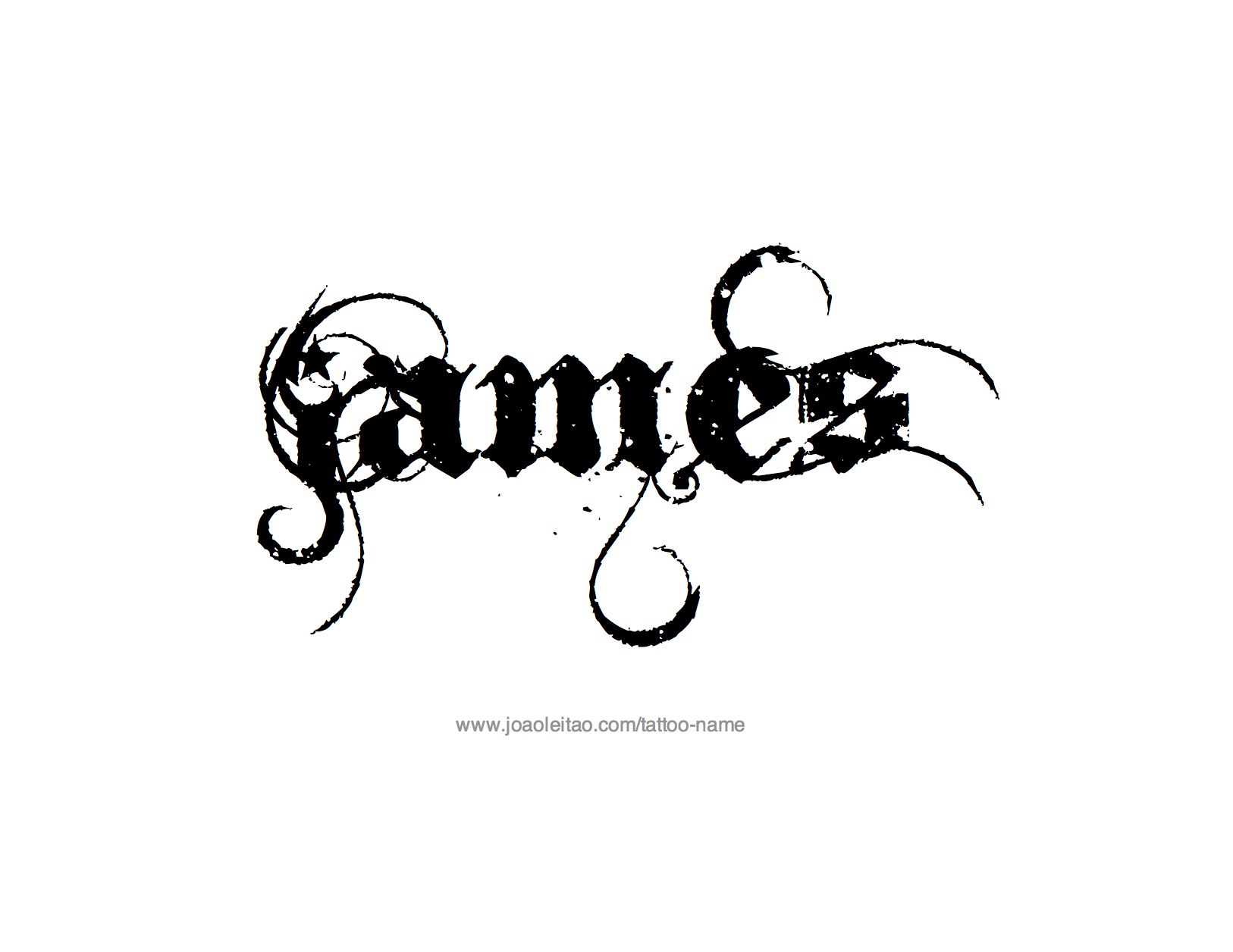 James Name Tattoo Designs Name Tattoos Name Tattoo Designs Name Tattoo