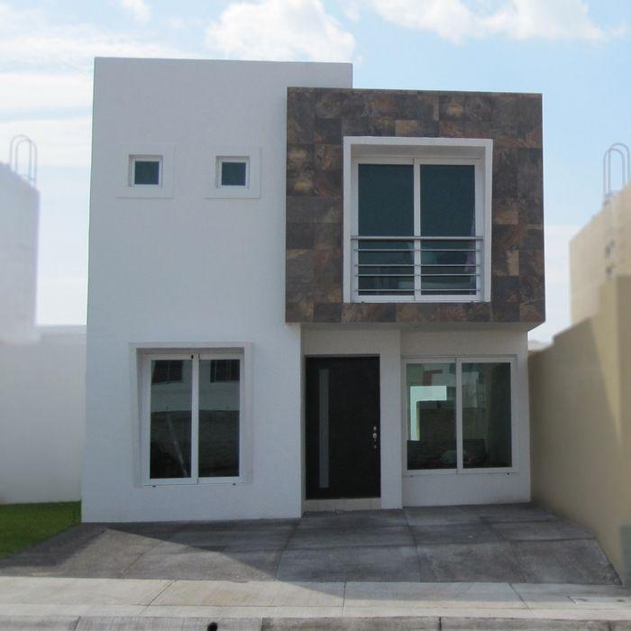 Fotos e im genes de fachadas contempor neas de casas para for Estilos arquitectonicos contemporaneos