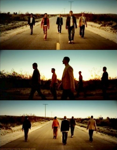 Backstreet Boys—Never Gone♡