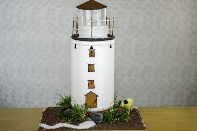 How To Build A Model Lighthouse For A School Project Tina