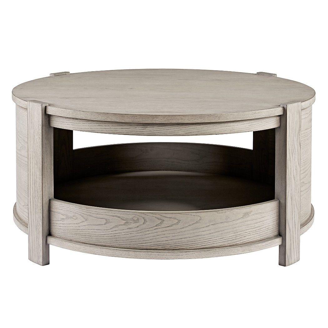 Rotunda Grey Stain Kids Table