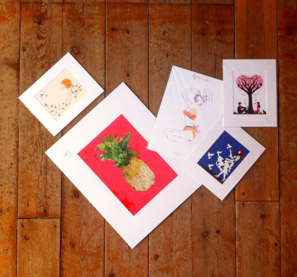 Lovely prints!