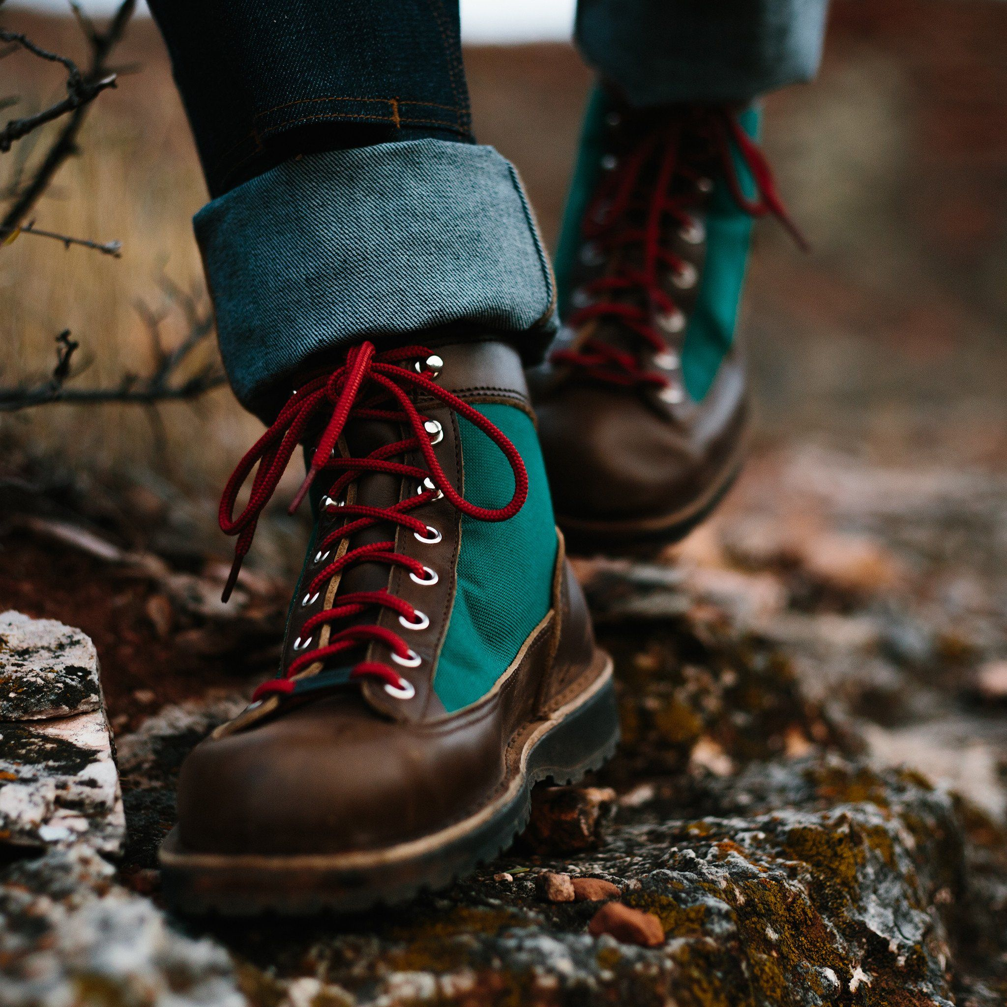82670cacef6 x Danner Mountain Light Boot | Topo x Collaborations | Hiking shoes ...