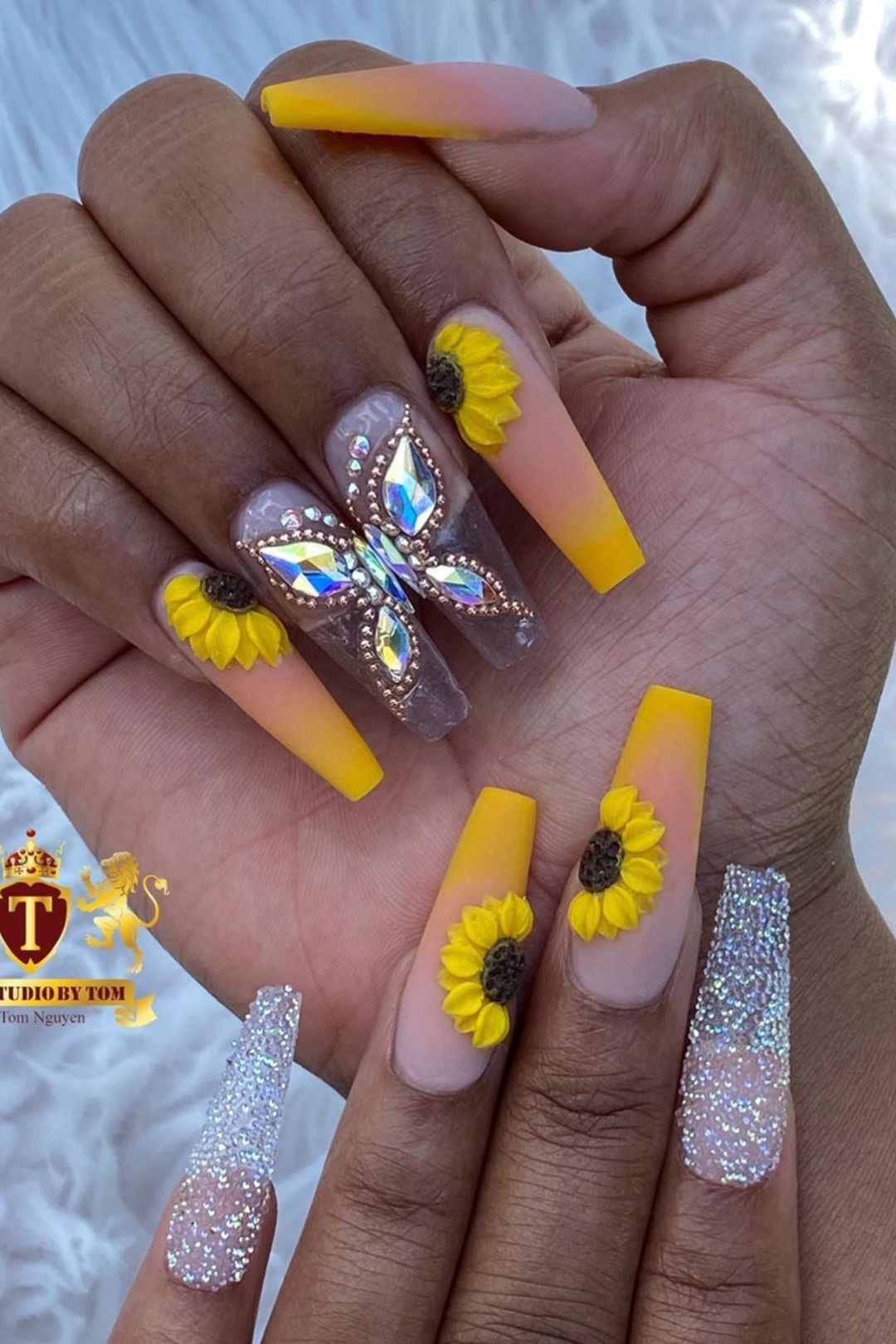 22+ Cute Ombre Summer Nails 2020 Ideas | Stylish B