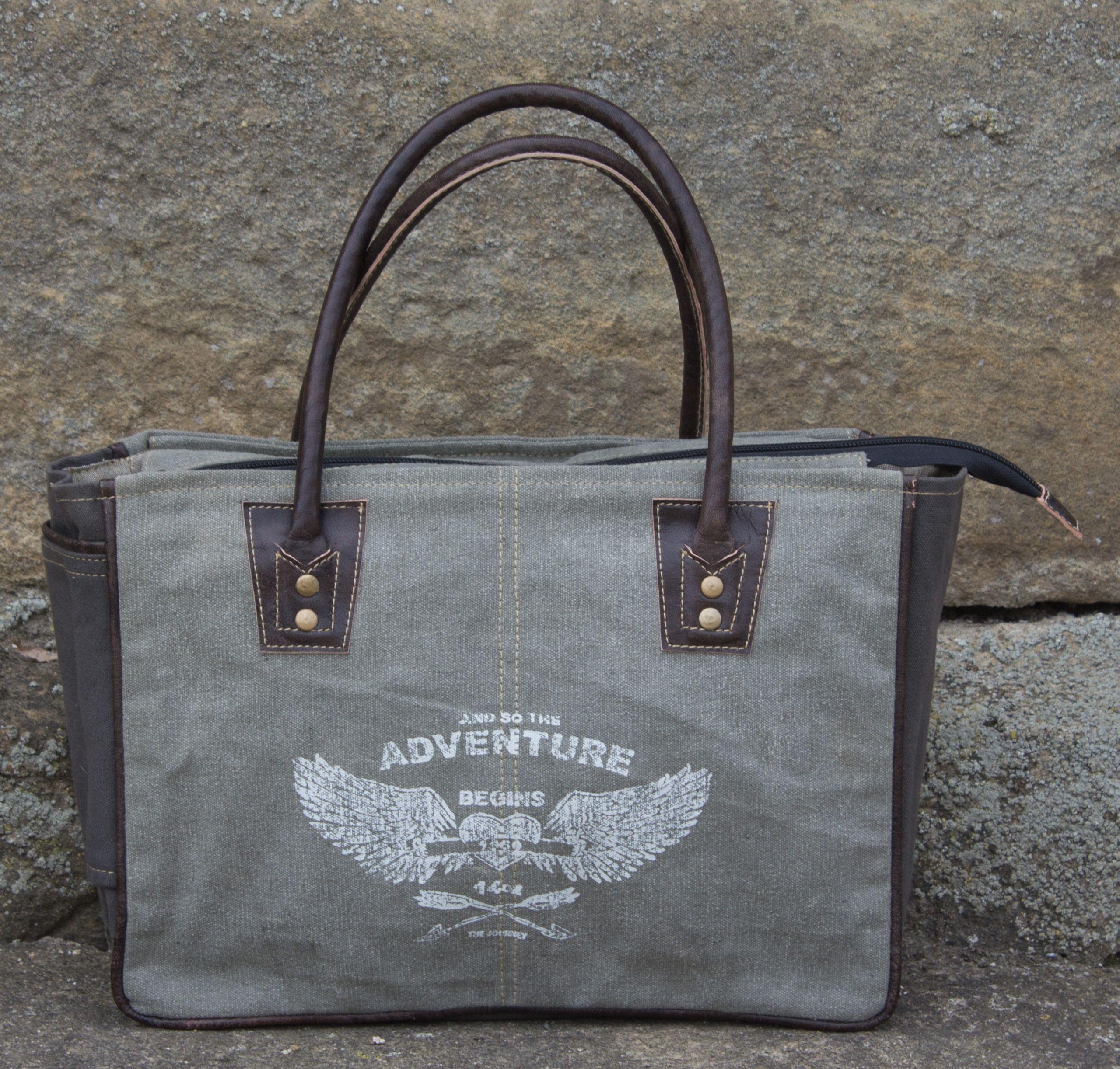 Sunsa Damen Vintage Tasche Shopper Schultertasche Handtasche