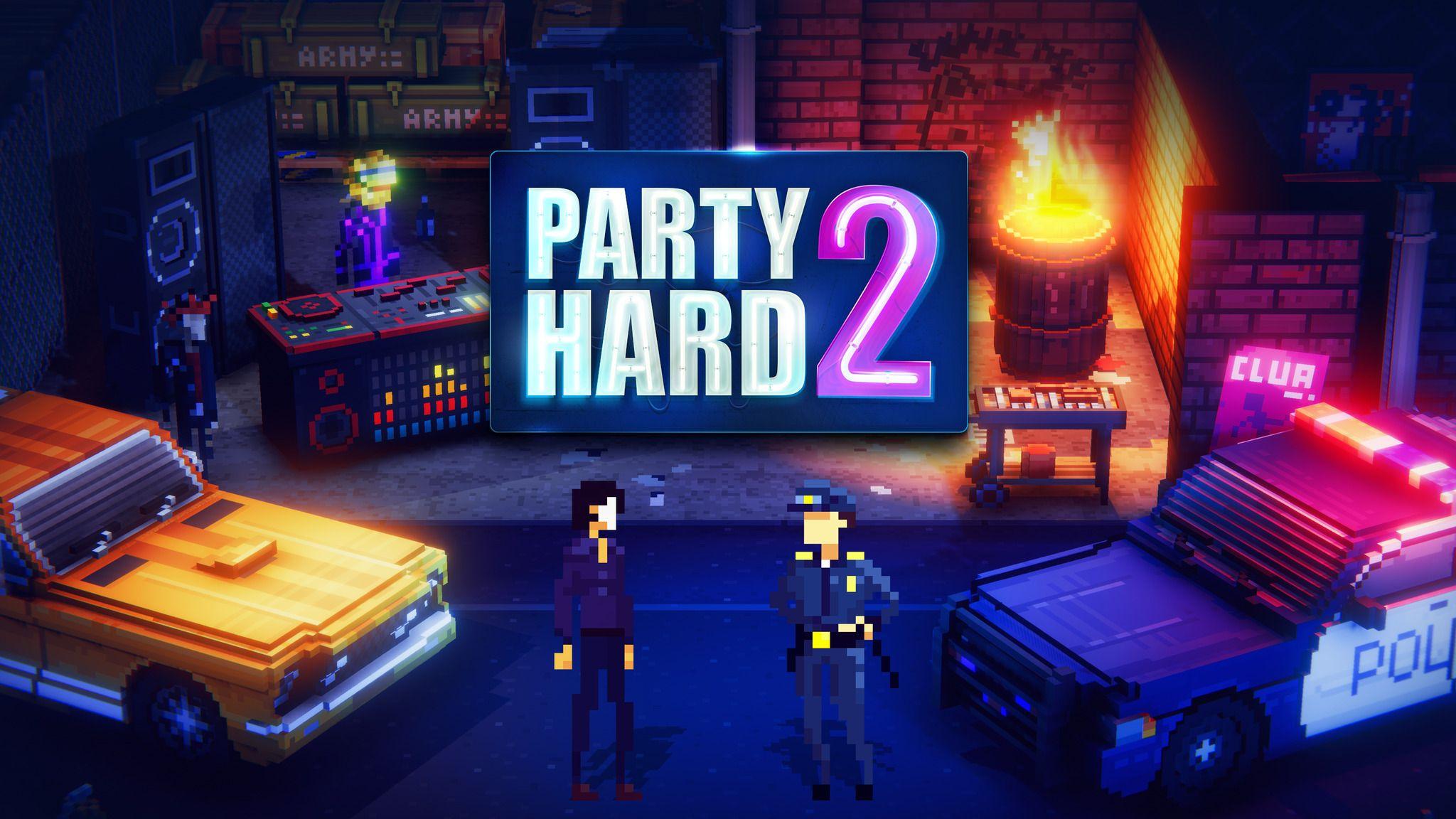 Descubre Nuestro Análisis De Party Hard 2 La Segunda