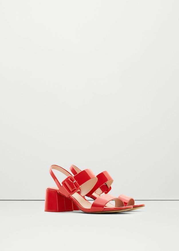 Los zapatos rojos vuelven a estar de moda: fotos de los modelos ...