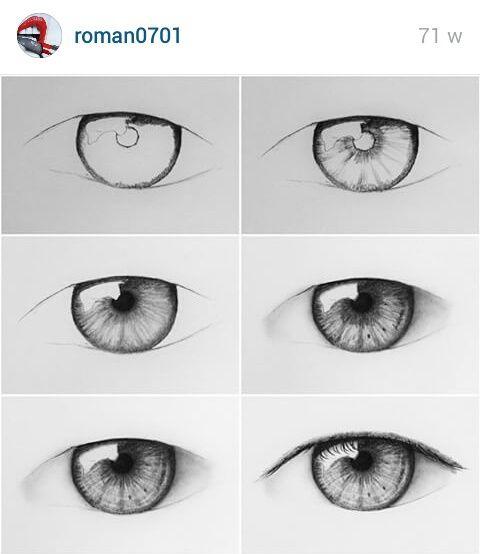 Realistic eye · imagen relacionada