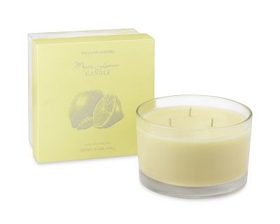 Williams-Sonoma Essential Oils Triple-Wick Candle, Meyer Lemon #williamssonoma