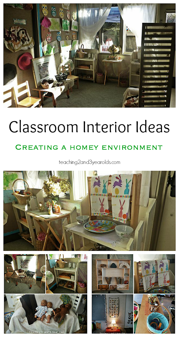 how to create a comfortable classroom environment