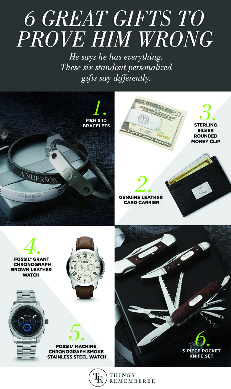 aa1a5122d51d4 Personalizing these gifts for him makes a whole new memorable statement!