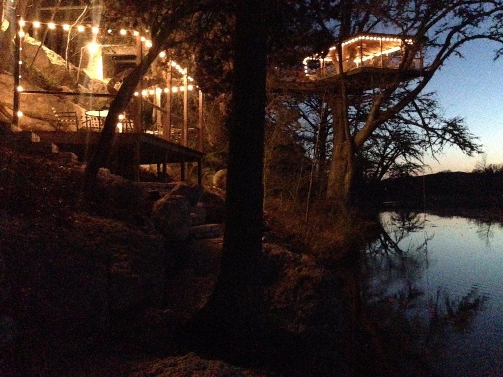 near rentals lodges rio only like frio the river fall resort vacation on garner lost cabins it