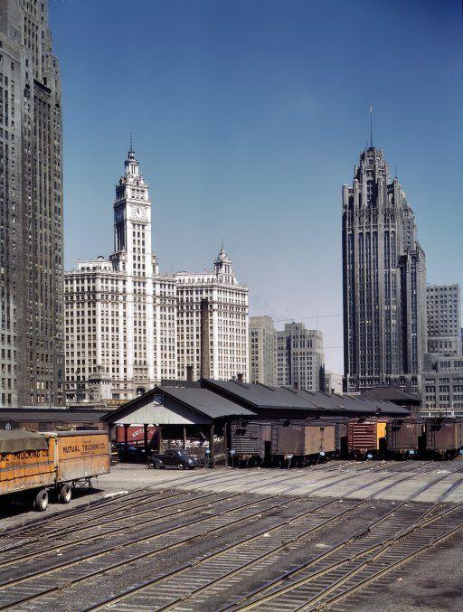 Chicago, April 1943