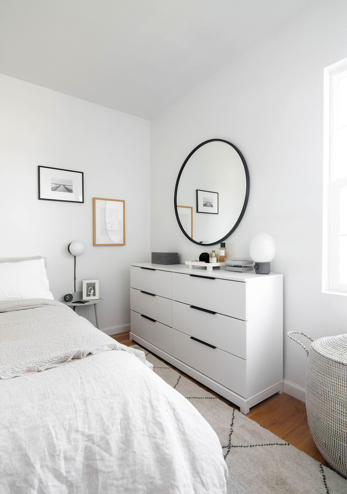How to Paint a Dresser IKEA Tarva Makeover in 2020 (With