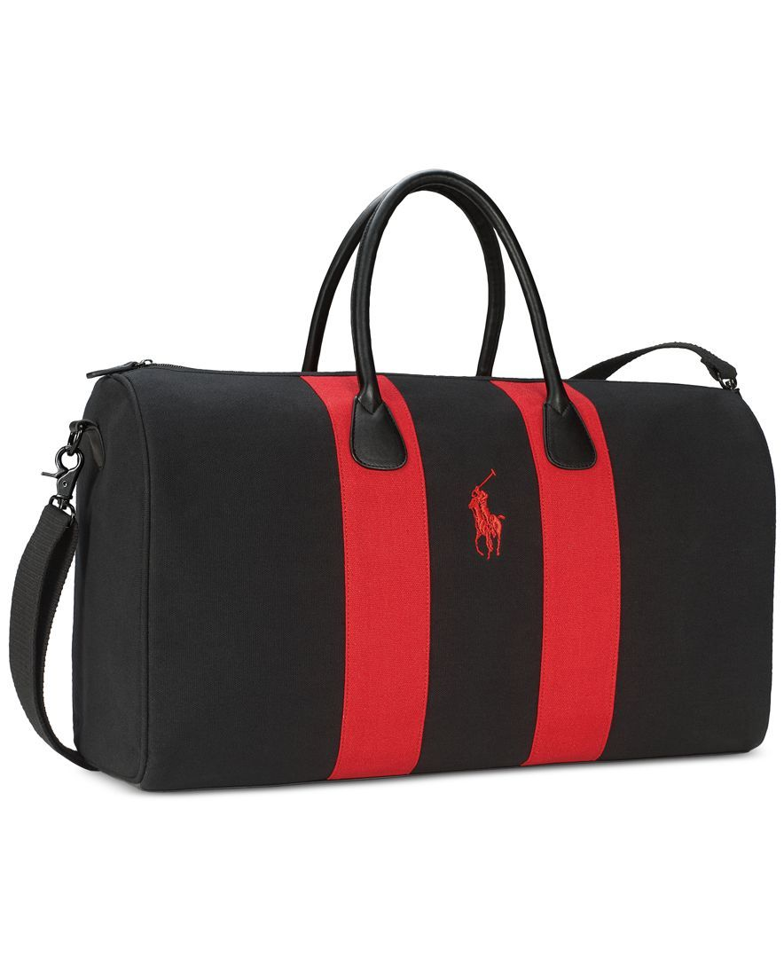 411de6cef4 Receive a Complimentary Duffel Bag with any  80 Polo Red Fragrance Purchase