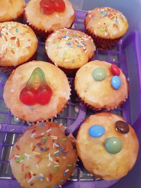 Rezept muffins mit fanta