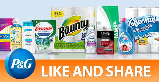 P G Coupons In Canada Deals From Savealoonie Print Coupons Freebies By Mail Coupons Canada