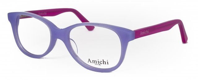 21935cf3ba Gafas graduadas de niños Amichi Kids - AKG40080 | Purple Reading ...
