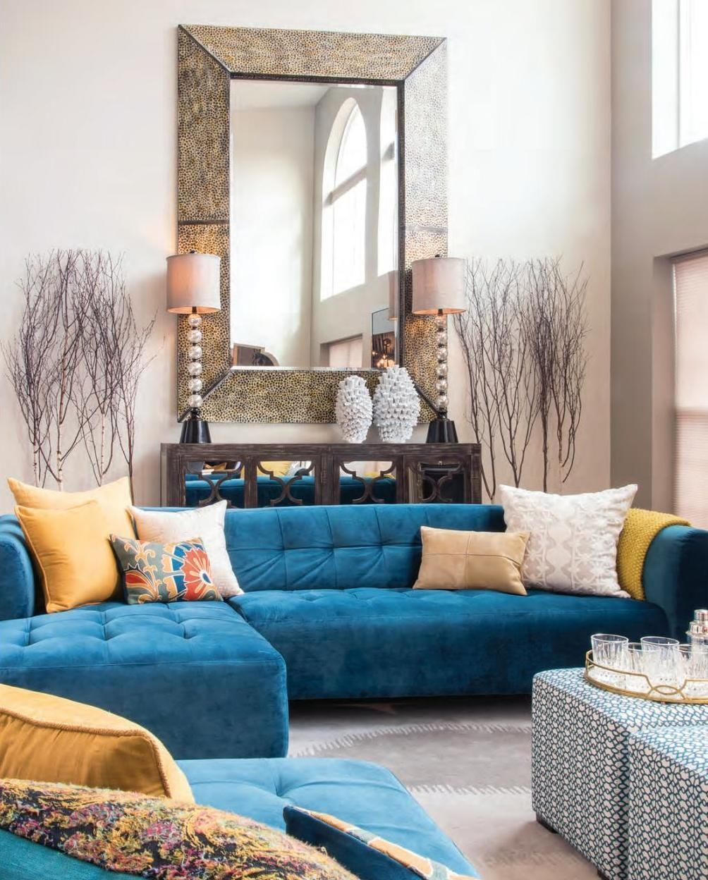 Living room paint colors ideas that will make your - Grey ...