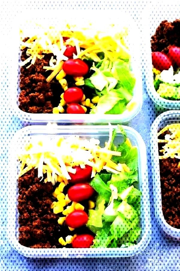 Work Lunches That Dont Need Reheating And not jus...#dont16 Make...16 Make-Ahead Work Lunches That