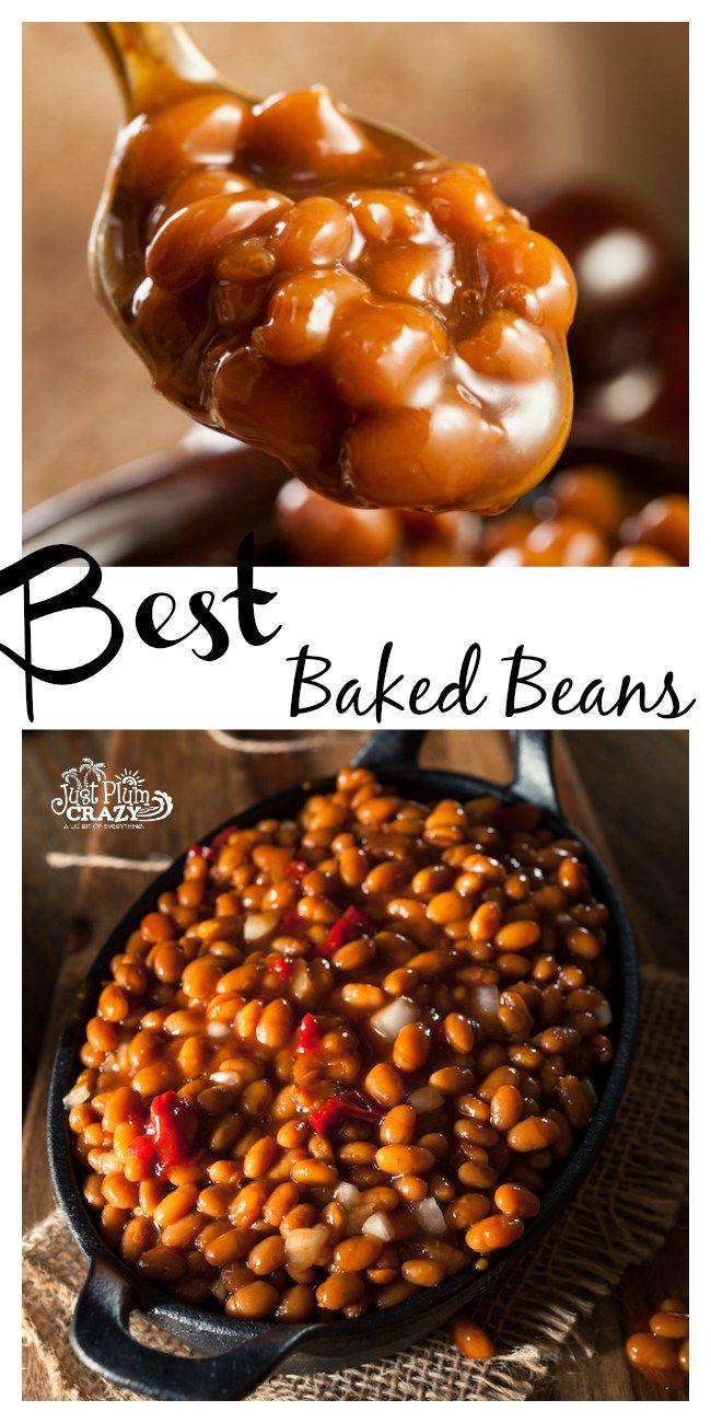 Best Baked Beans Recipe Baked beans, Baked bean