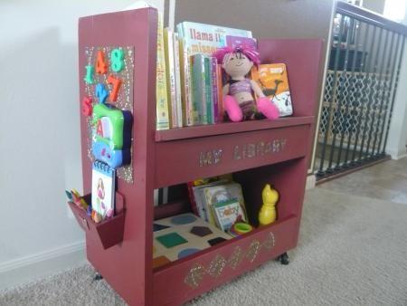 Bookcase for Conrad?