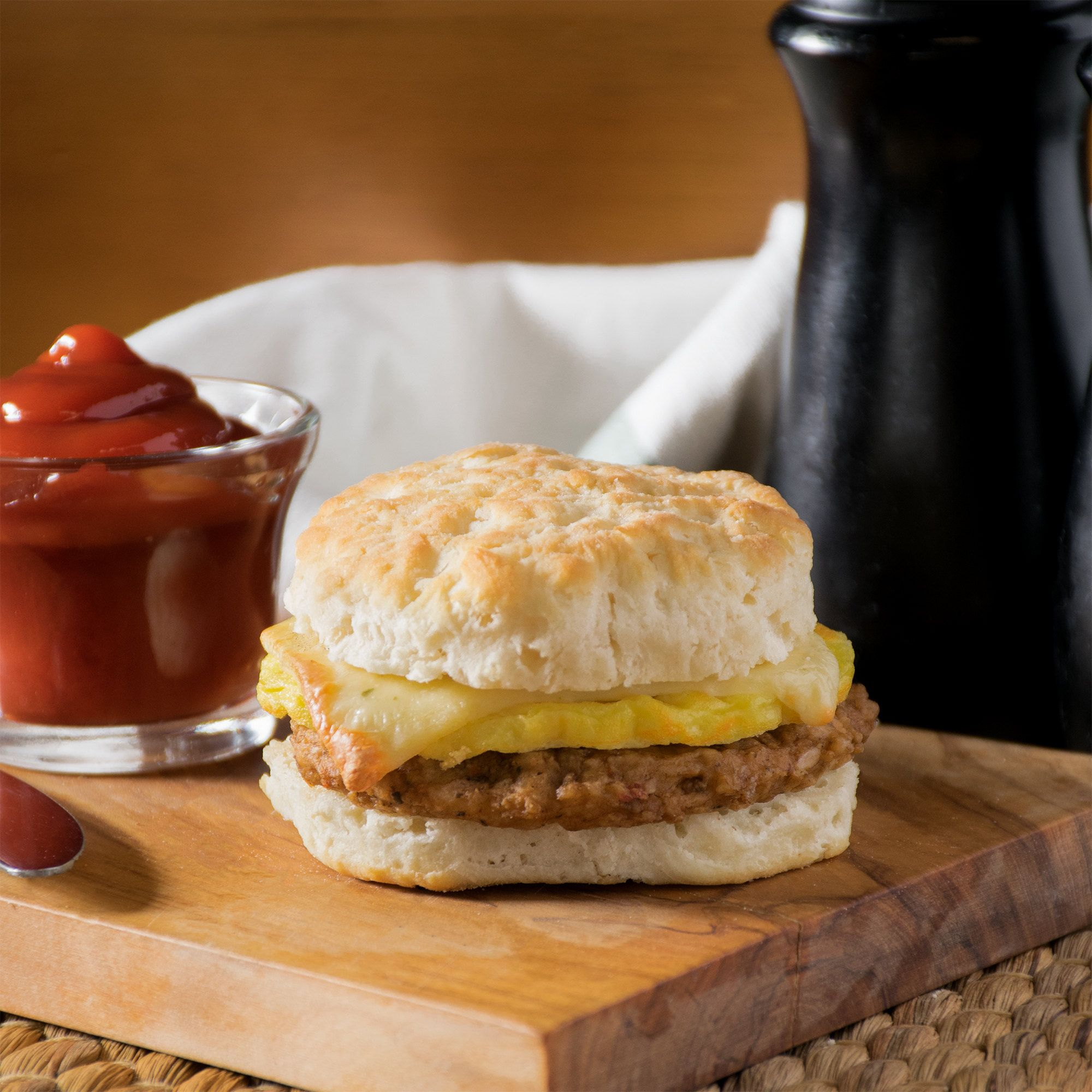 how do you cook jimmy dean breakfast sandwiches
