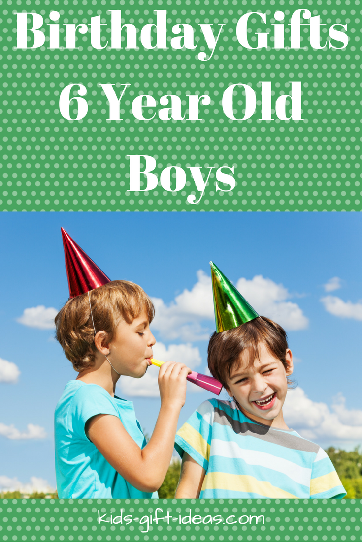 Fun Birthday Gifts 6 Year Old Boys Will Really Like Not Sure What To Get The Boy On Your List For His A Problem Check Out My