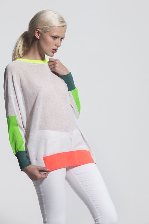 Colorful Pullover
