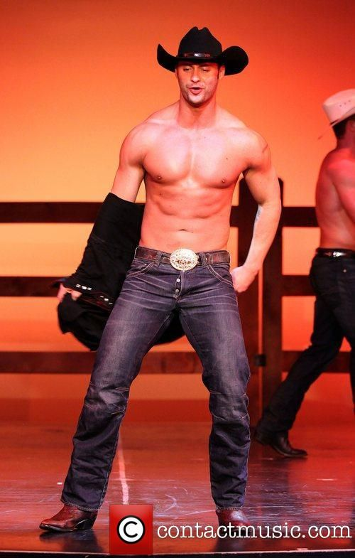 Chippendales Celebrate 10th Anniversary At The Rio All