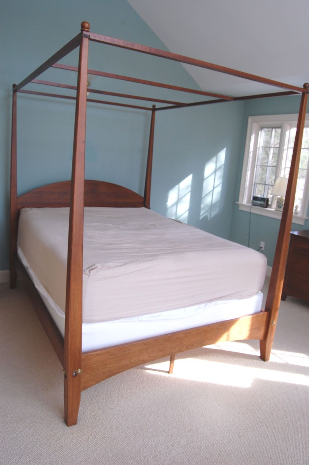 Ethan Allen American Impressions Our Bed Does Not Have The Tester Four Poster